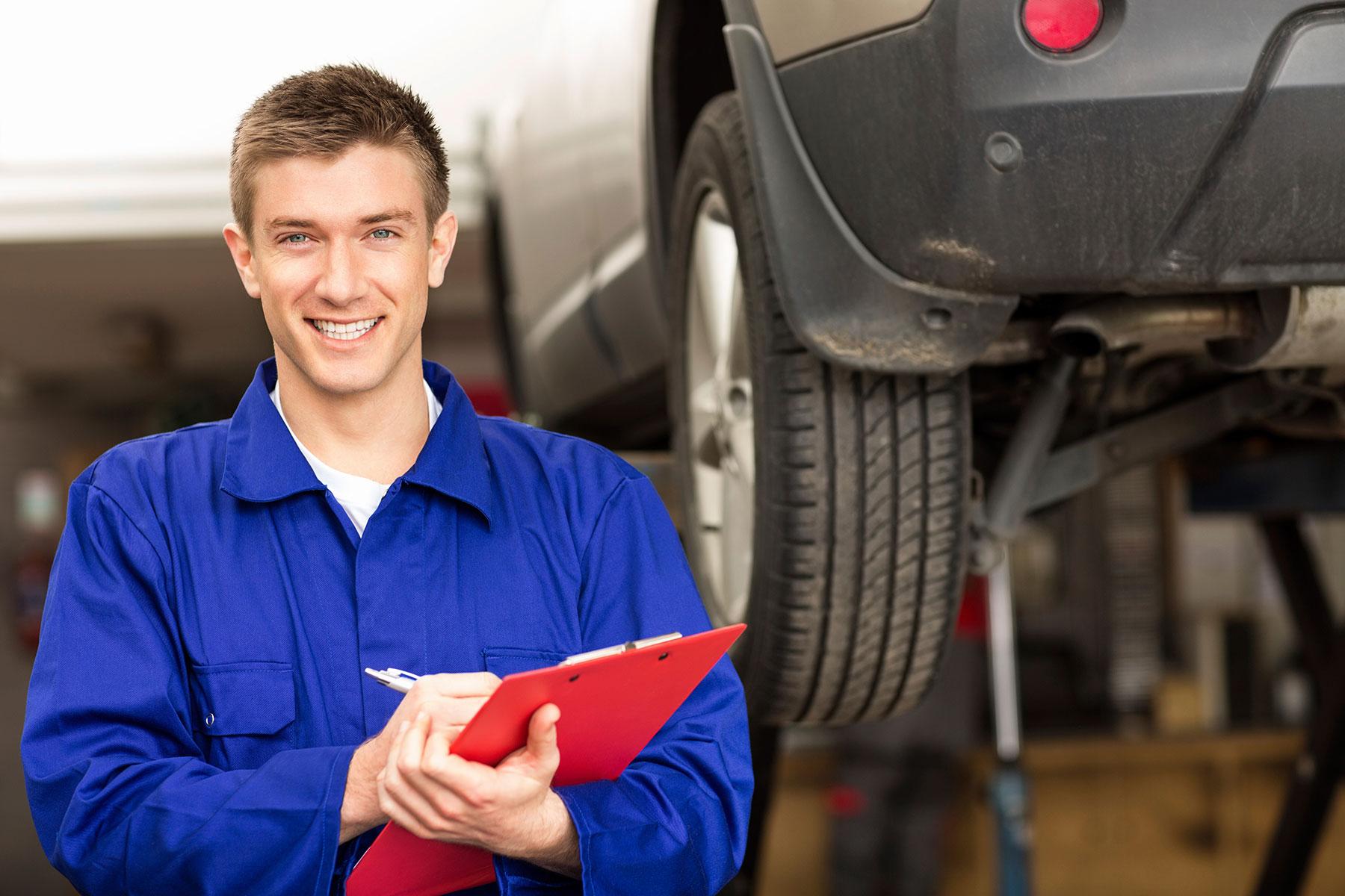 معاینه فنی خودرو , تجهیزات معاینه فنی ,تجهیزات تعمیرگاهی رادمن
