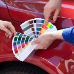 رنگ خودرو و اطلاعات مورد نیاز آن