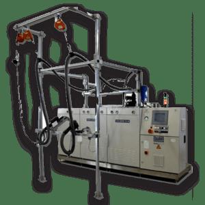 تجهیزات پر کردن مایعات خط تولید رادمن